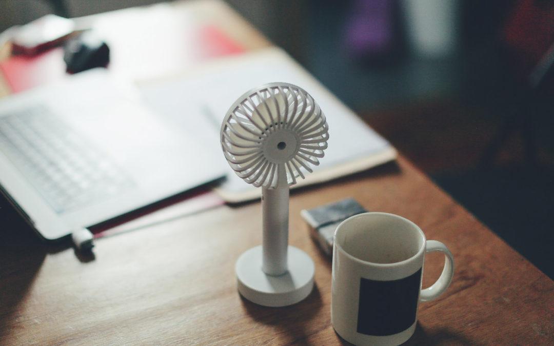 Trop chaud au travail : à quoi devez-vous être attentif ?